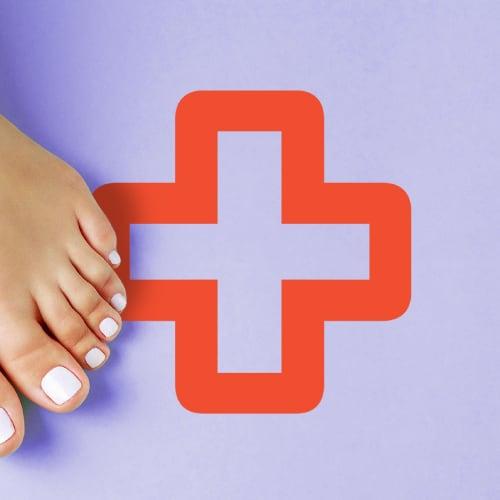 Kurs - Pedicure podologiczny (leczniczy)